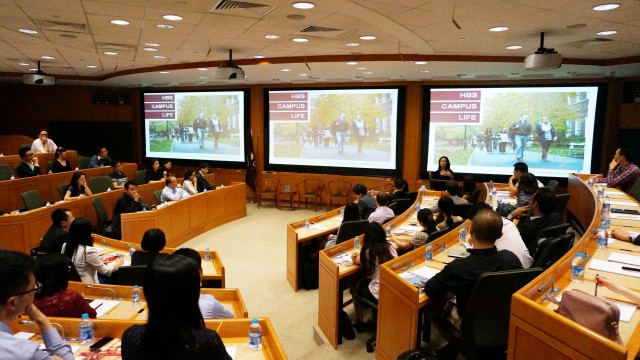 Harvard Business School Information Session