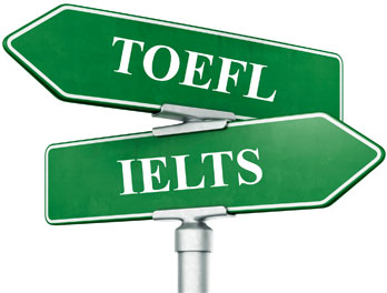 TOEFL vs. IELTS