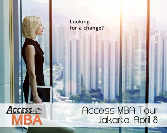 Pameran S2 MBA: Access MBA 2017