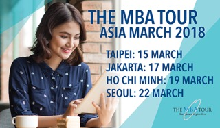 MBA Conference Jakarta: The MBA Tour Spring