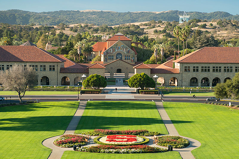 Stanford MBA Campus