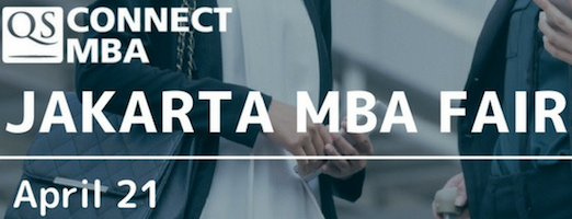 MBA Fair Jakarta QS 1-2-1 Connect 2018 Featured Image